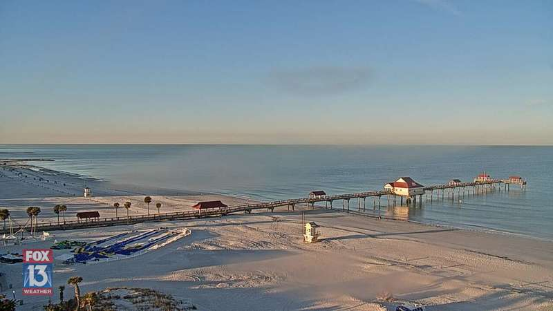 Clearwater Beach Webcam Florida