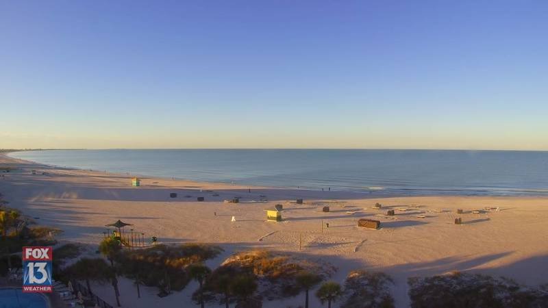 Sirata Beach Resort - St. Pete Beach live webcam
